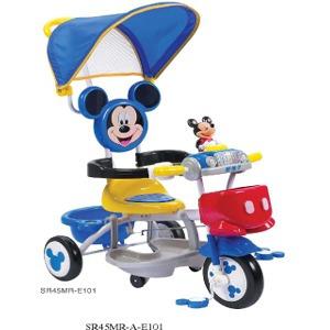 triciclo mickey sr45mr - e101 disney