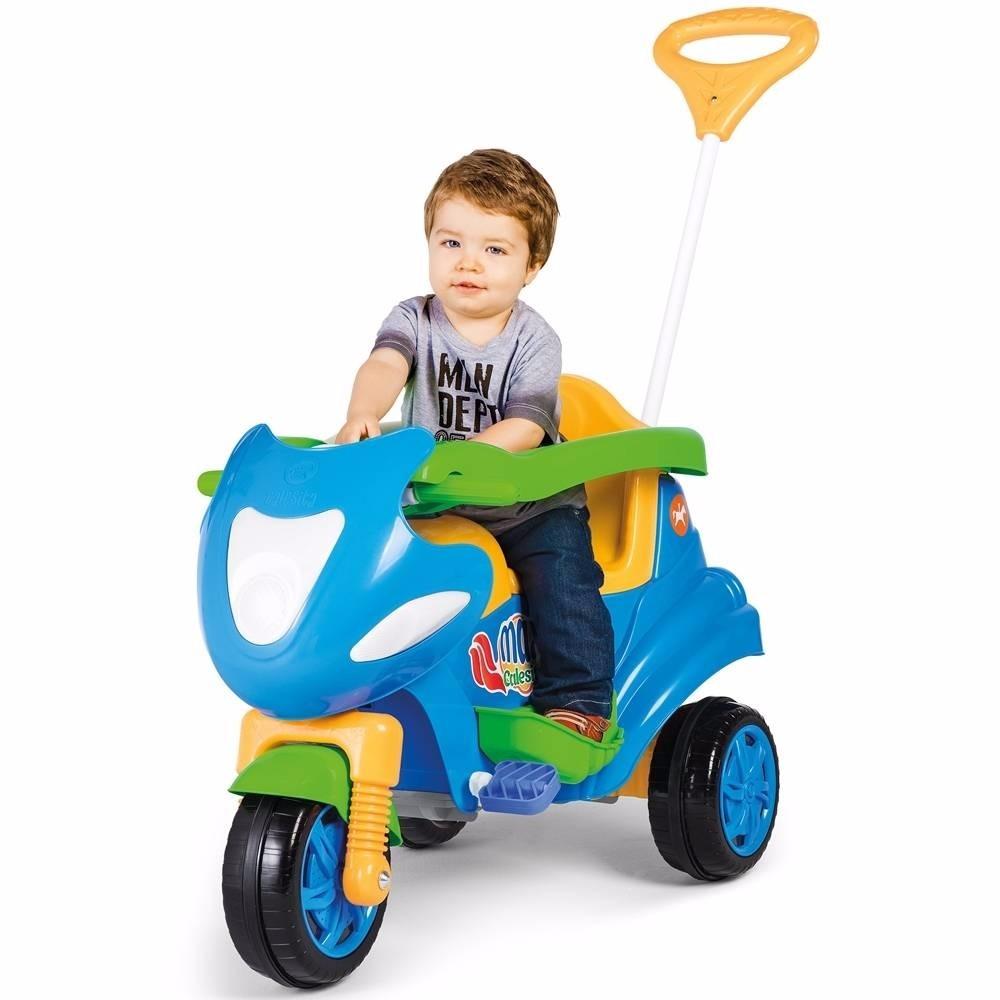 96961bbccf triciclo moto 2 en 1 max calesita coche empuje babymovil. Cargando zoom.