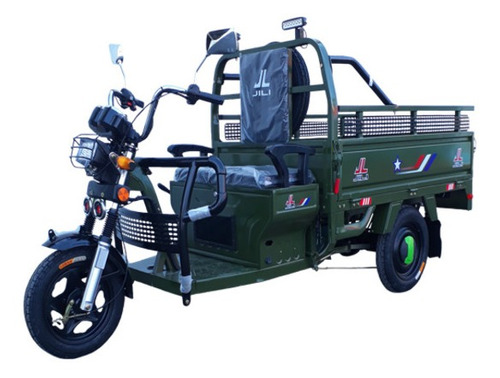 triciclo moto electrica carga jili 4