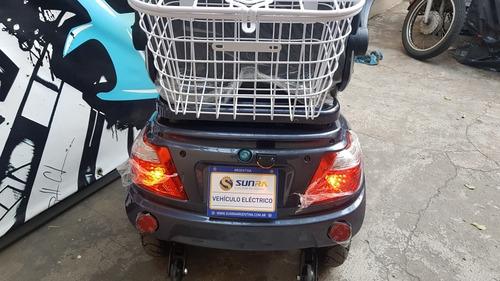 triciclo moto electrica sunra shino 1200 w 0km 2020 al 30/7
