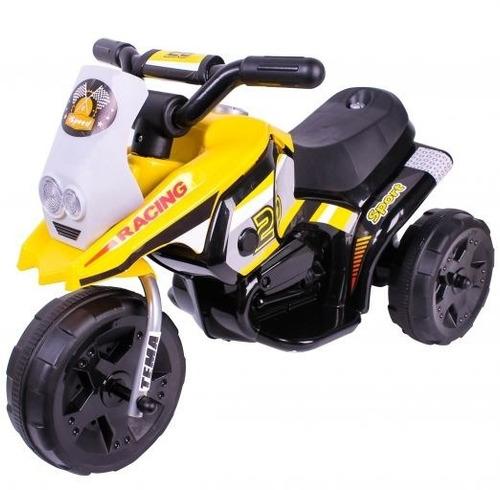 triciclo moto elétrica g204 infantil 6v até 30kg bel fix