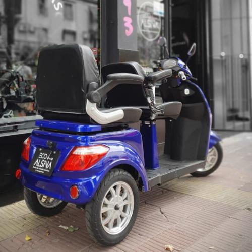 triciclo moto scooter electrico 1500w + velocidad 55km/h