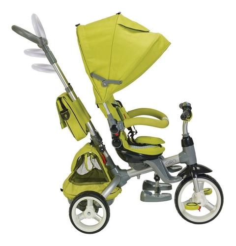 triciclo  multifunciòn strike trike 6 en 1,llantas de goma