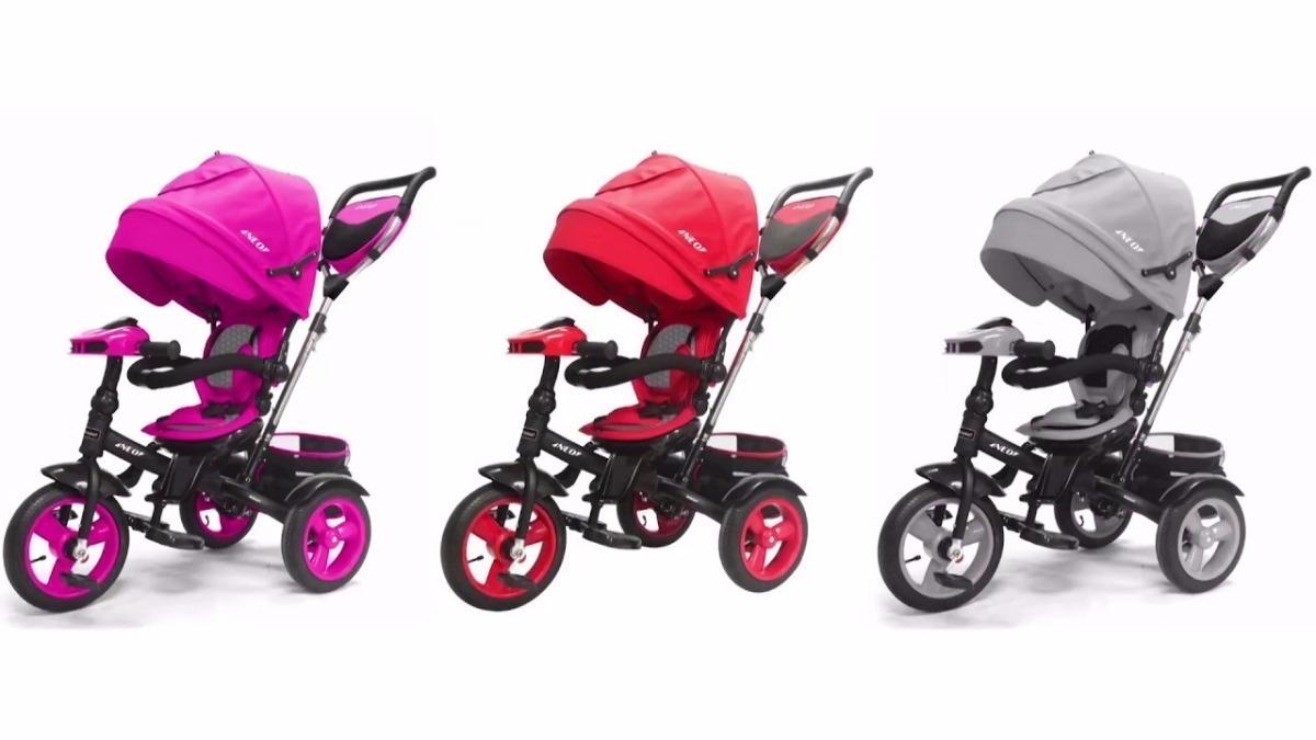 bfd02c92f Triciclo Para Bebés Neo - Baby Kits 3 En 1 - S/ 550,00 en Mercado Libre