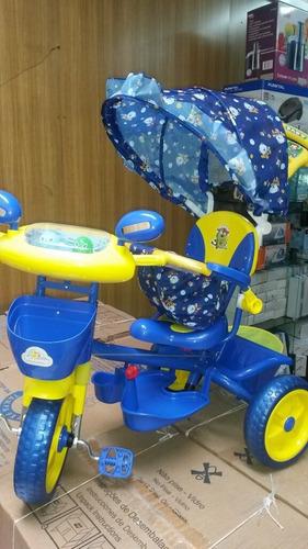 triciclo para los