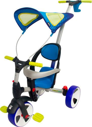 triciclo para niños 3 en 1 caminador bicicleta con manija