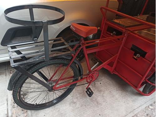 triciclo para tacos