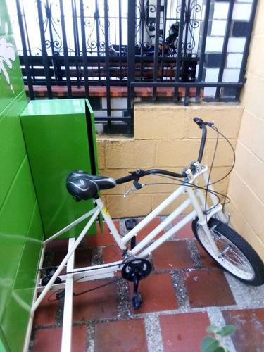 triciclo para ventas se mi estacionario