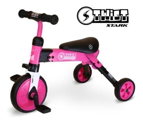 triciclo plegable stark twist bebe niño metalico mundomanias