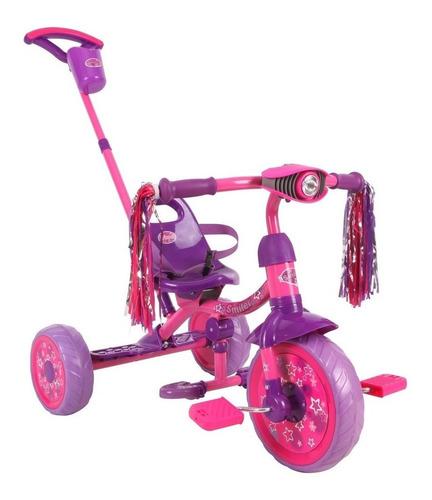 triciclo prinsel smiler descansapies luz arnes portavasos
