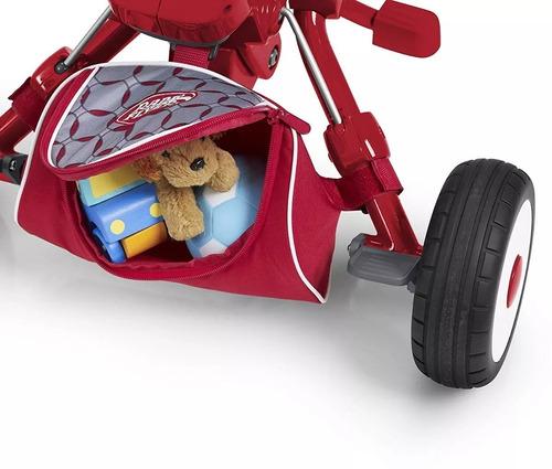 triciclo radio flyer ez fold stroll 'n trike ride on 4x1