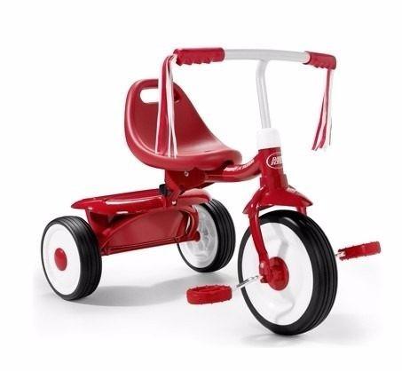 triciclo radio flyer fold to go- calidad original eeuu