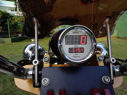 triciclo rgt-5  riguete . 3.150 km  2017. novíssimo