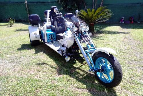 triciclo rgt-5  riguete - 5 marchas . ipva 2020 pago