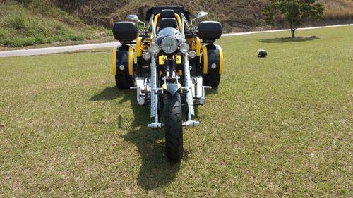 triciclo riguete gran luxo padrão 2018 0km - motoscom