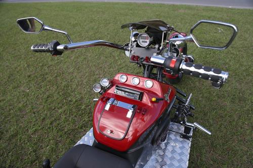 triciclo riguete rgt-5 2016 0km - motoscom