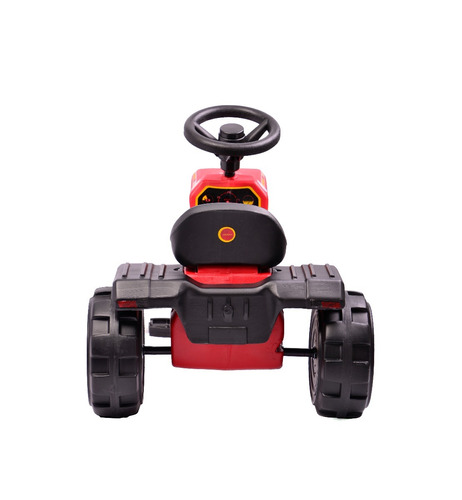 triciclo rodacross tractor a pedal 2 a 4 años b1