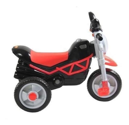 triciclo rojo trike 221 bebesit