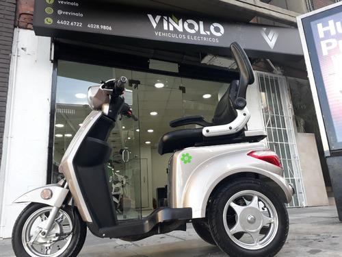 triciclo / scooter eléctrico master - ve viñolo