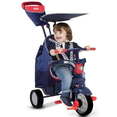 triciclo smar tikes 4 en 1 spirit navy.