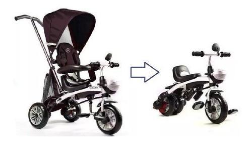 triciclo stark  direccional aluminio x3 se hace bicicleta