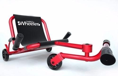 triciclo three wheeler niños 4 - 6 años 100% original