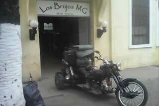 triciclo trike chopper bobber cuatri moto clio renault fusca