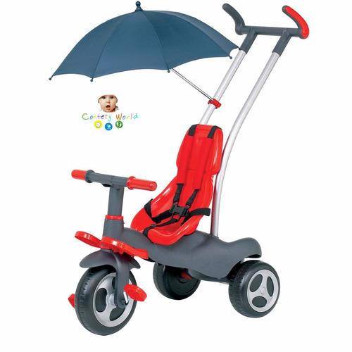 triciclo urban marca molto   para niño de 10 a 36 meses msi