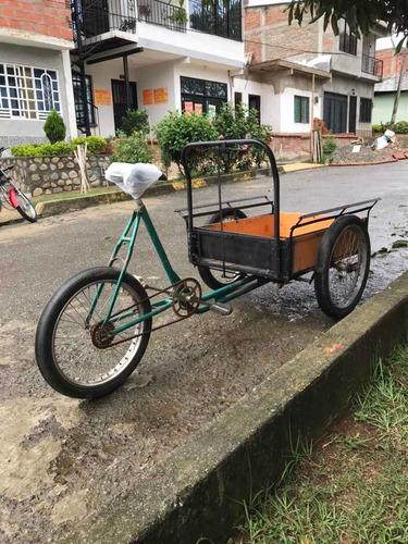 triciclo usado en buen estado