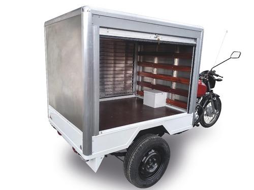 triciclocarga baú bebidas  160cc 0km 2018/2019 300kg