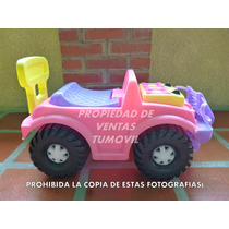 Carrito Plastico Carro Montable Juguete Bebe Niño Niña