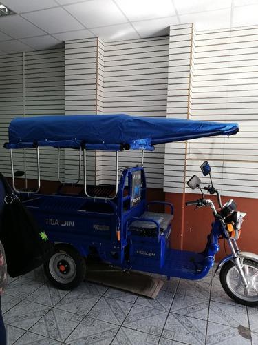 triciclos eléctricos nuevos con garantía, homologados mtt