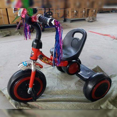 triciclos luces led en las llantas nuevos