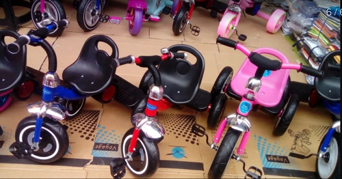 triciclos. para niños de 3 a 5 años. luces led. musical