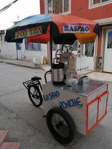 triciclos para raspao