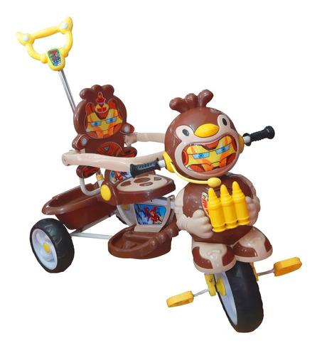 triciclos reforzados musicales