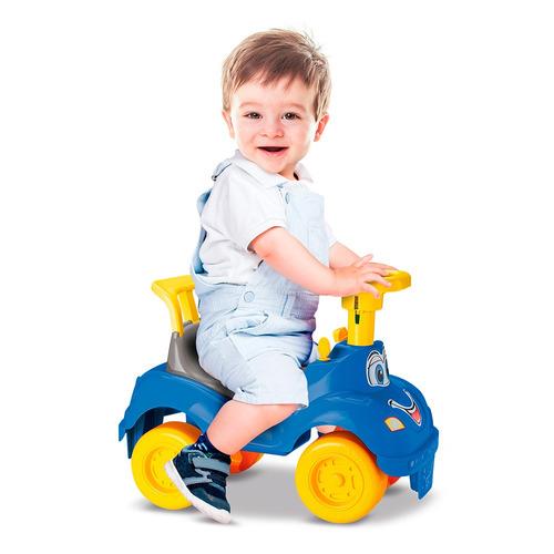 tricicolo infantil motoca bebe totokinha plus azul