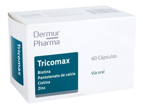 tricomax  60 caps