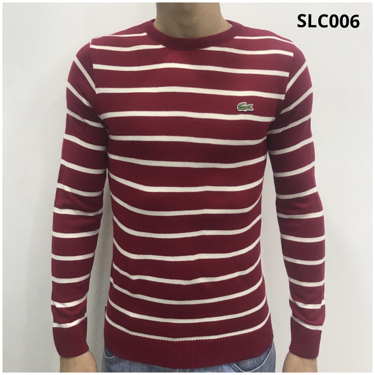 Tricot Lacoste Original   Promoção   Lacoste Original - R  159,00 em ... 1db7ed695a