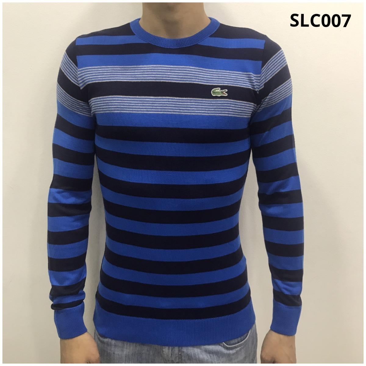 tricot lacoste original   promoção   sergio k   original. Carregando zoom. ba7506099d