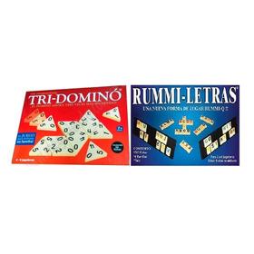 Tridomino + Rummi Letras + Envío