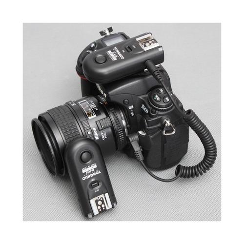 trigger yongnuo rf-602 canon para camaras - garantía