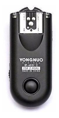 trigger yongnuo rf603 ii rf-603 ii nikon