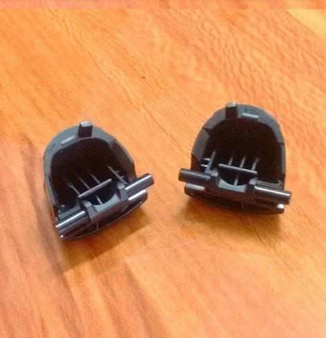 triggers botão gatilho l2 - r2 controle ps4 (par duas peças)