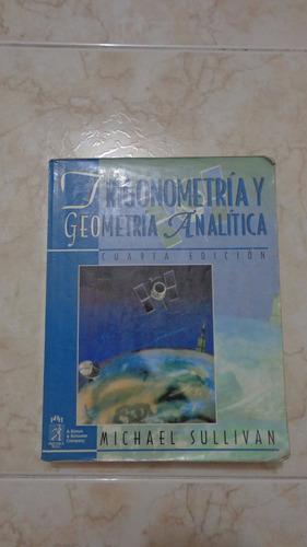 trigonometría y geometría analítica cuarta edición sullivan