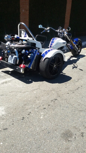 trike by rato trike tope completo