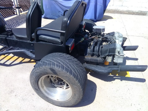trike / triciclo 2000cc transmision automatica motor vw