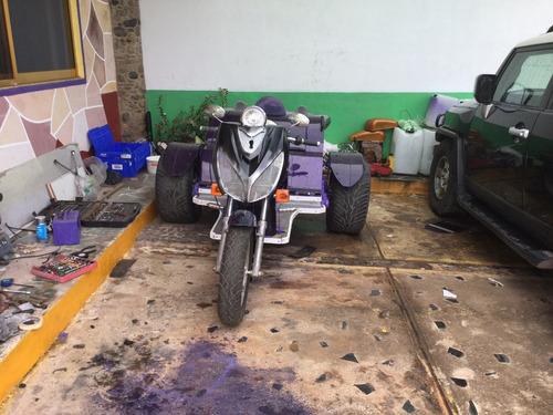 triker vw muy bueno todo pagado a mi nombre placas de moto