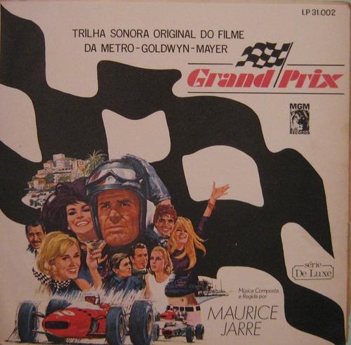 trilha filme grand prix - 1967