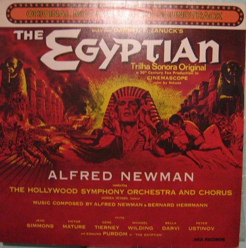 trilha filme o egípcio - 1942/1982